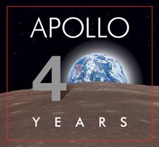 Logo40thApollo
